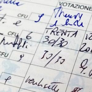 Articolo Panciera- libretto universitario