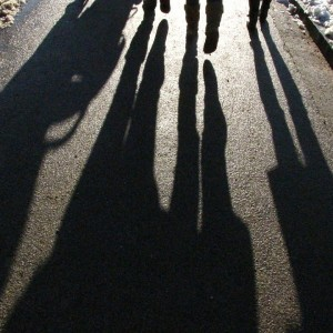 ombre persone