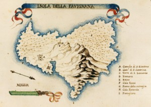 Dall'Atlante di Gabriele Merelli - 1677