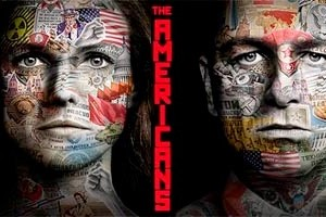 The Americans - Tercera Temporada (Season 3) - POSTER