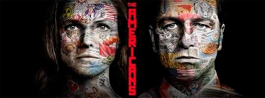 The Americans - Tercera Temporada (Season 3) - POSTER