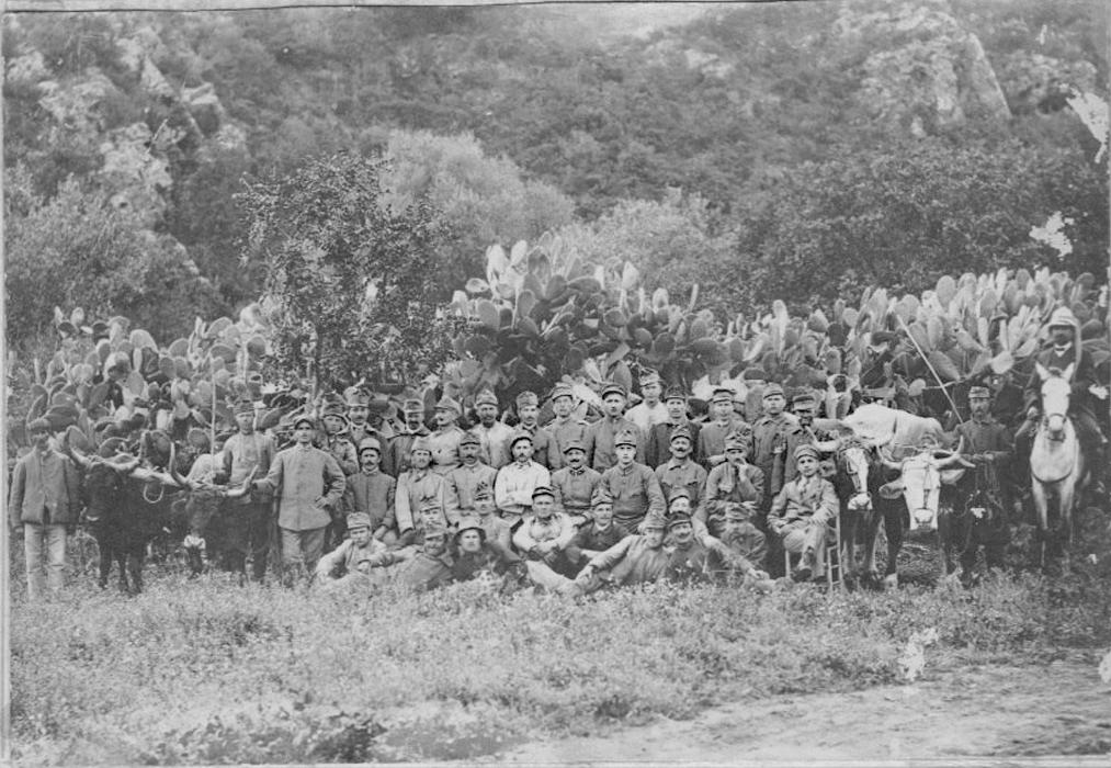 prigionieri AU in Sicilia da editotre Kellerman