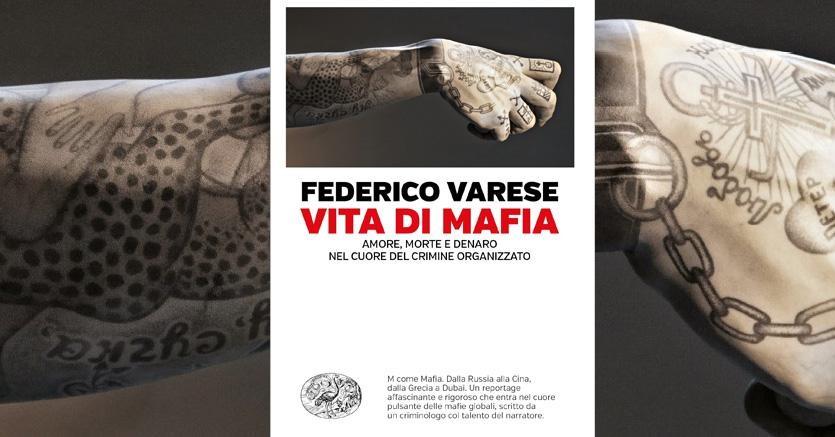 """""""Vita di mafia"""" di Federico Varese."""