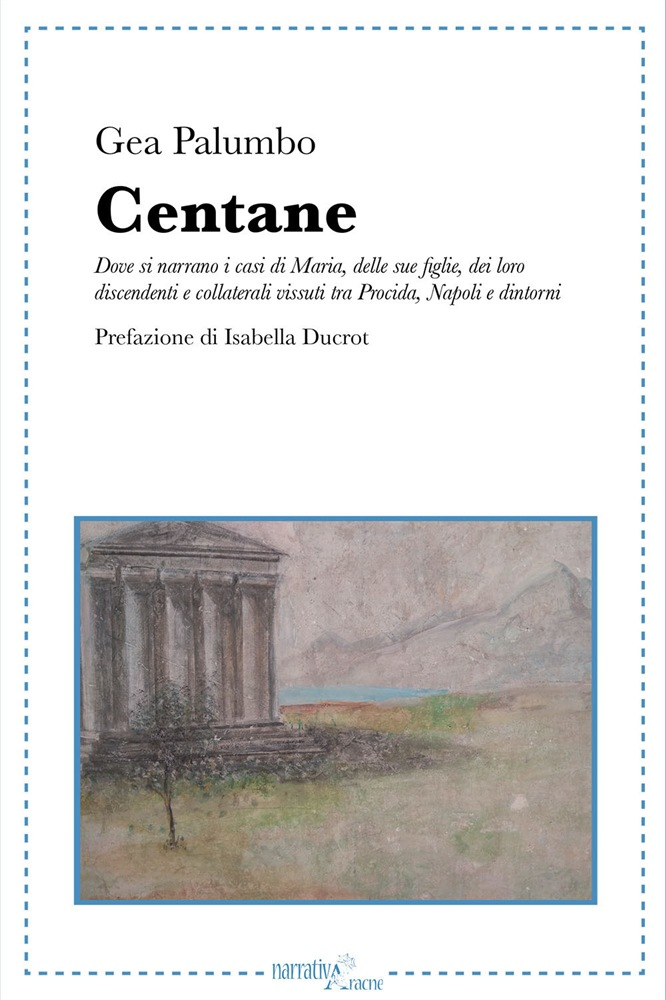 Gea Palumbo, Centane. Dove si narrano i casi di Maria, delle sue figlie, dei loro discendi e collaterali vissuti tra Procida, Napoli e dintorni
