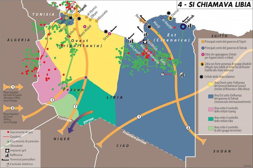 LA LIBIA OGGI. TRA IDENTITÀ, STORIA E CAOS