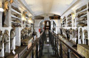 festa dei morti palermo catacombe