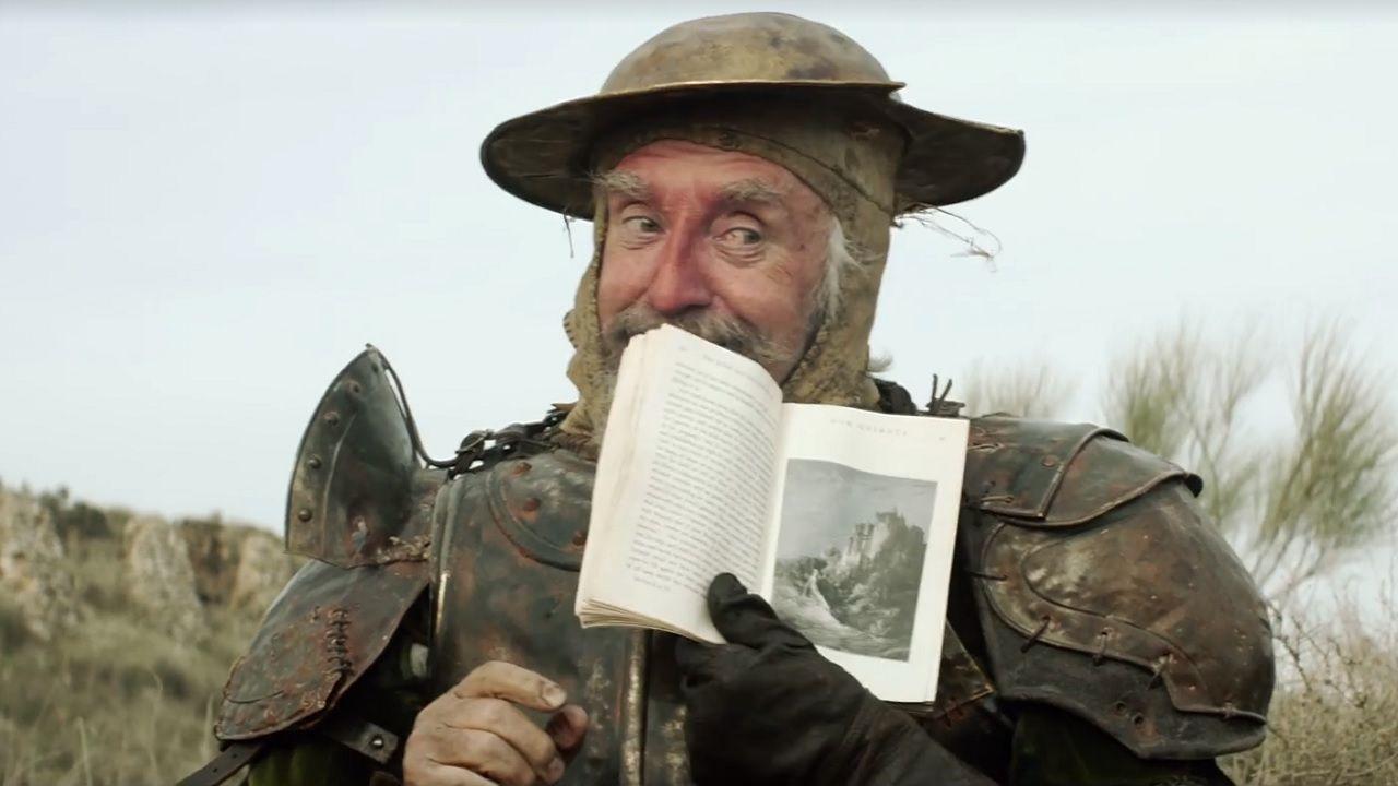 Terry Gilliam, Don Chisciotte e il valore del cinema puro
