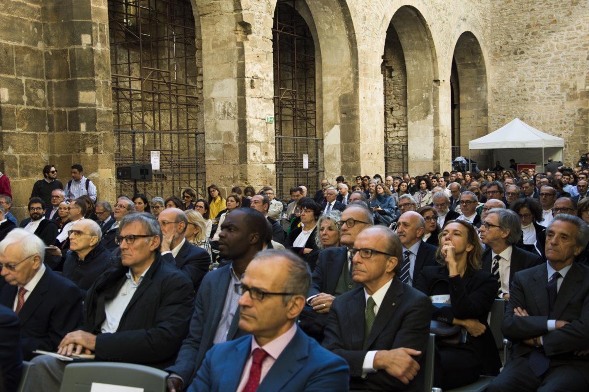 Inaugurazione Anno Accademico 2018/2019 dell'Università degli Studi di Palermo