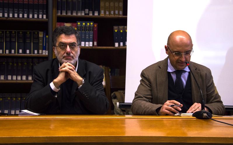 """Presentazione del volume """"Descendit ad Inferos"""" della Collana Frammenti di Palermo University Press"""