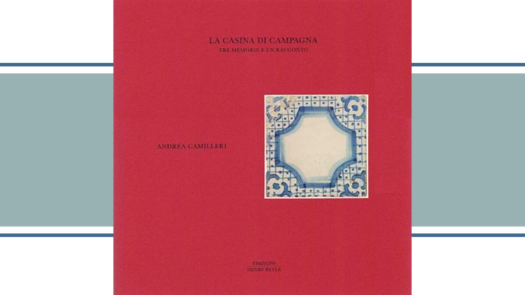 """Andrea Camilleri in uscita con """"La Casina di Campagna"""""""