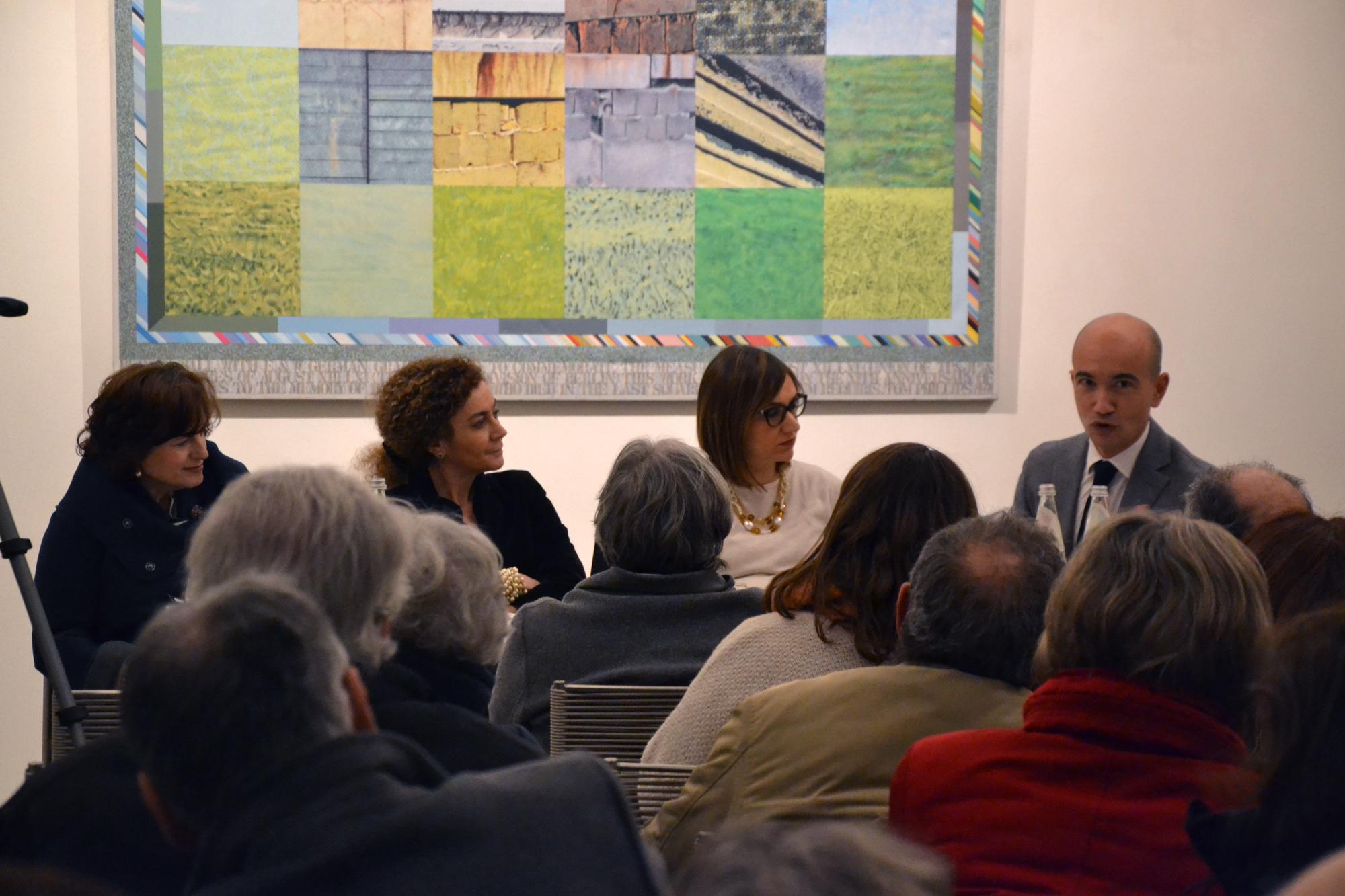 """Presentazione """"La Kalsa e le sue piazze. Archivi, storia e progetto urbano"""" di Maurizio Vesco - Palazzo Butera"""