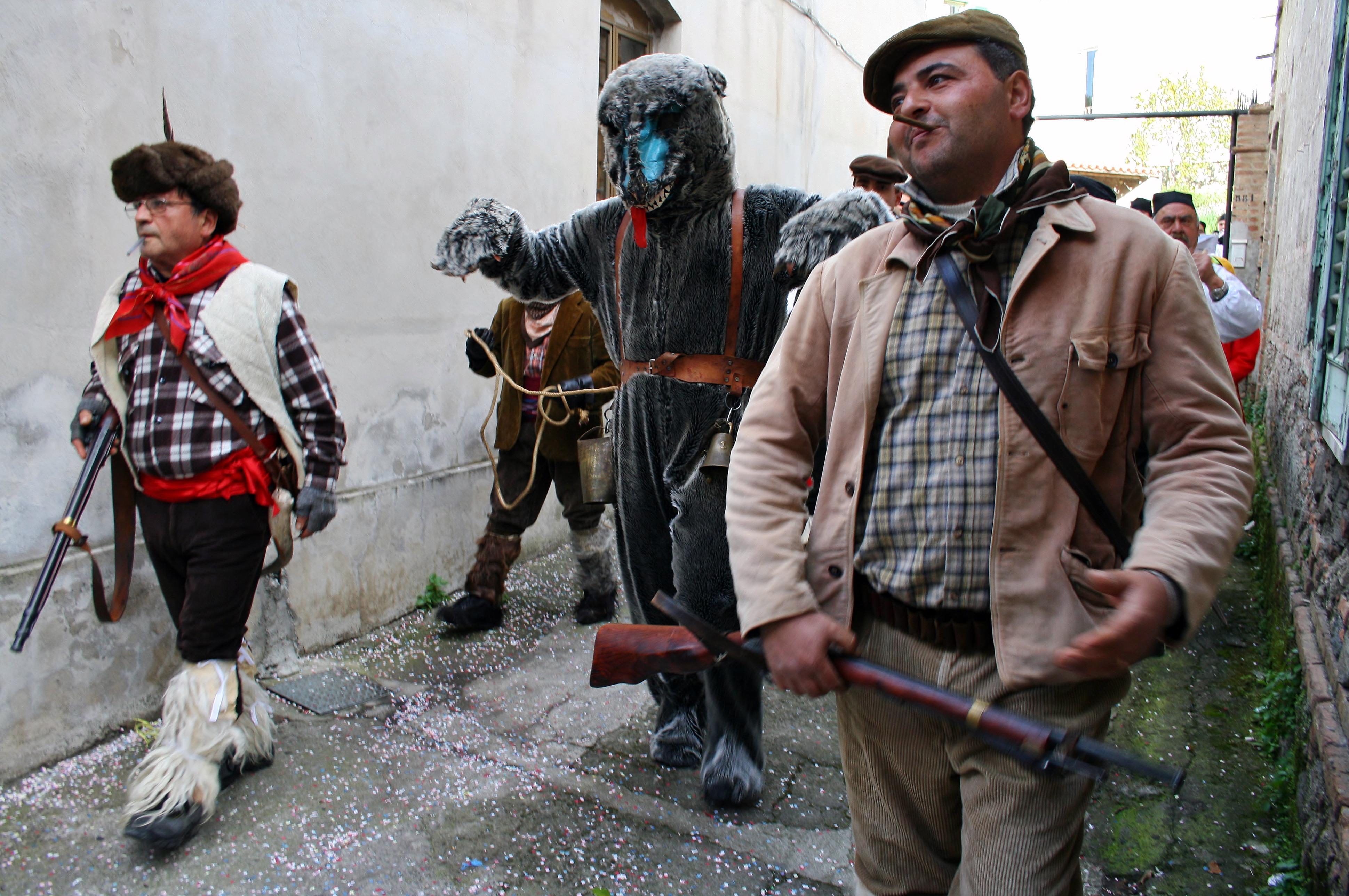 Il carnevale, martedì grasso ed il folklore siciliano - Parte prima