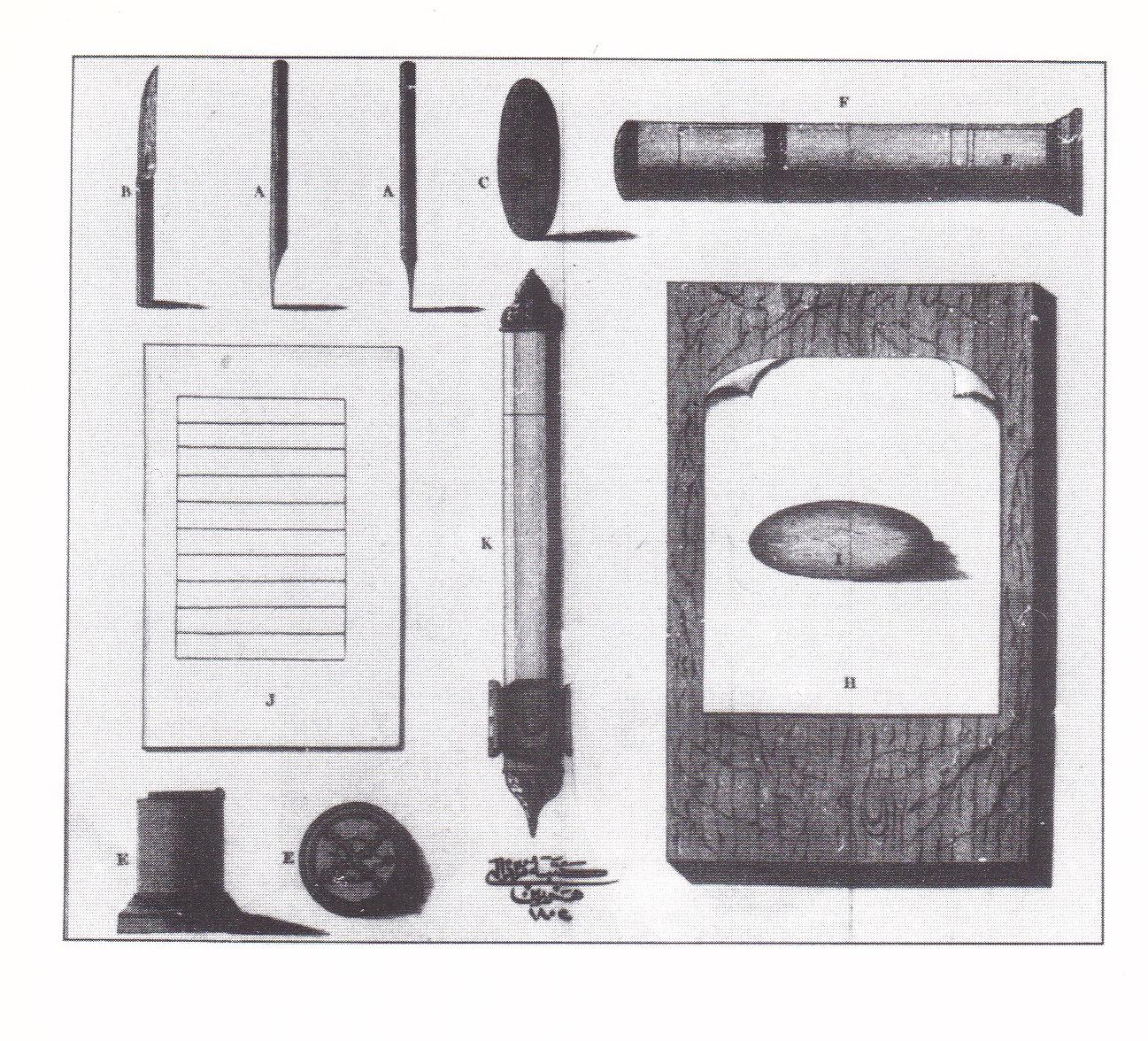 Nell'officina dello scriba. Breve storia degli strumenti per la scrittura - Parte seconda