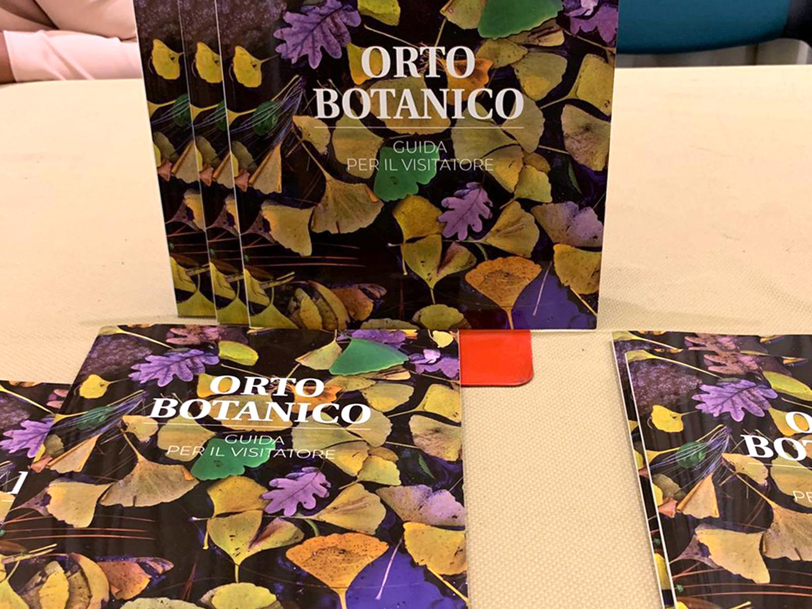 """""""Orto Botanico. Guida per il visitatore"""": la presentazione del volume edito da Palermo University Press"""