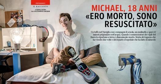 La vicenda di Michael Mandolfo