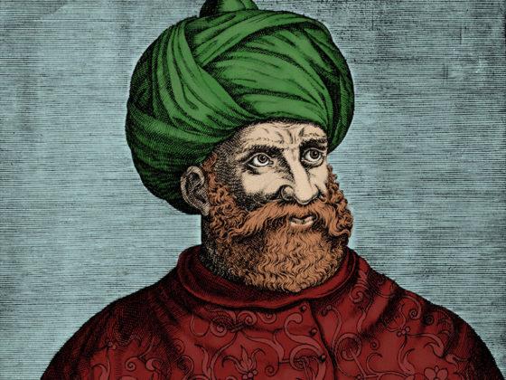 Khayr al-Dīn Barbarossa