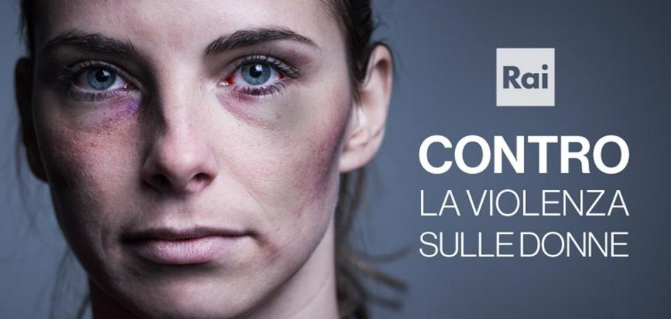 rai spot violenza donne