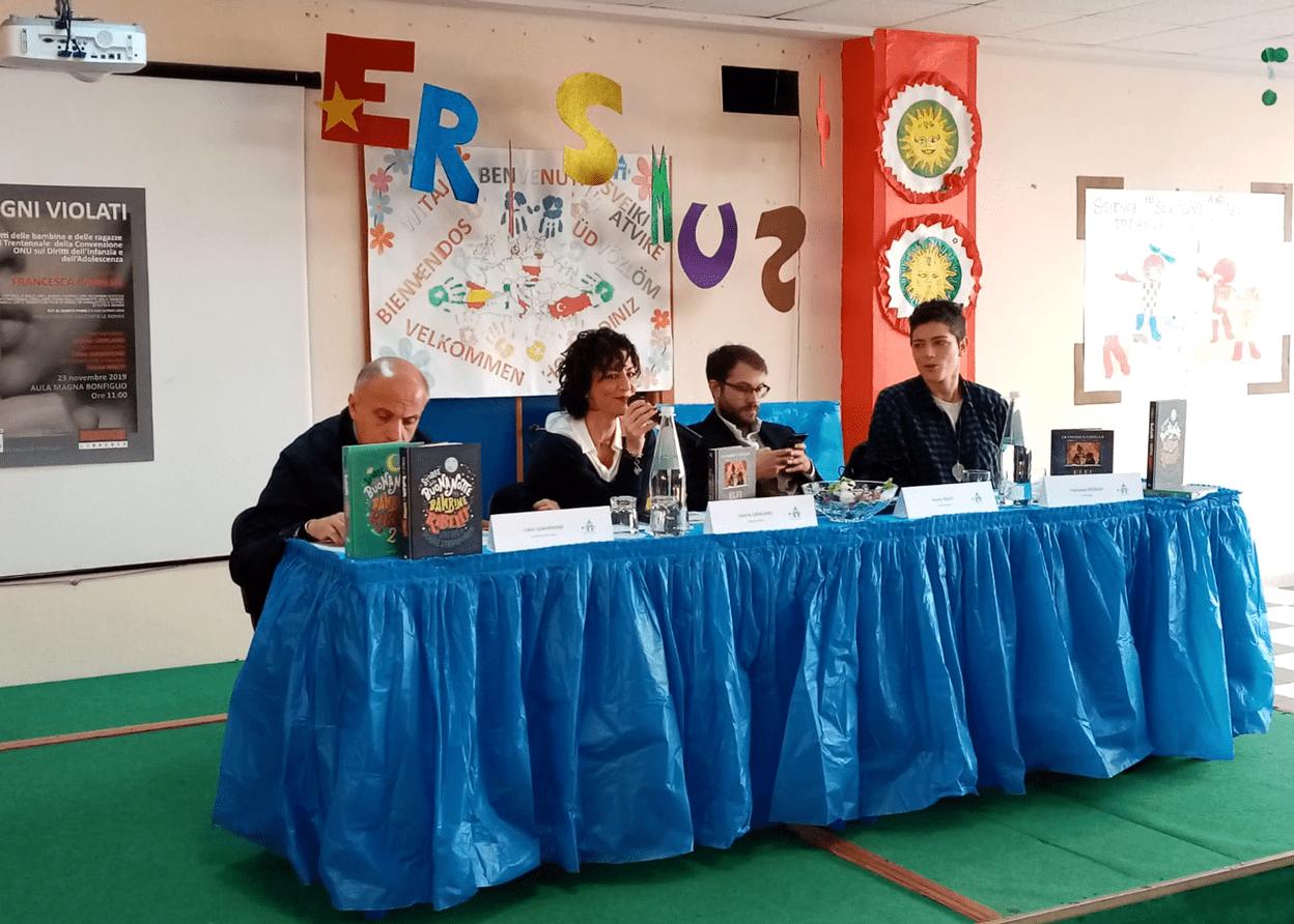 Francesca Cavallo e i suoi elfi per parlare di diritti violati