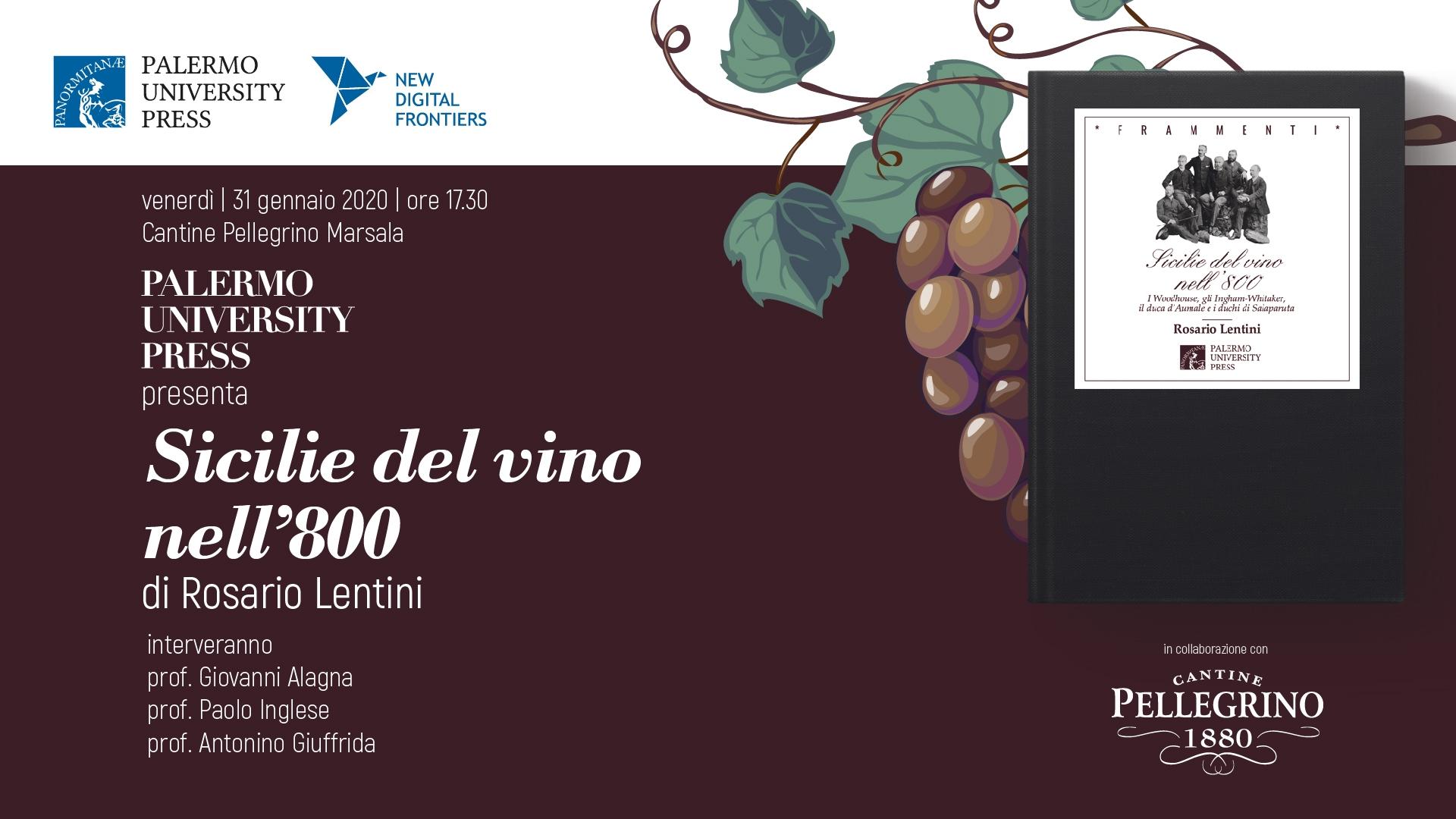 Sicilie del vino - Rosario Lentini