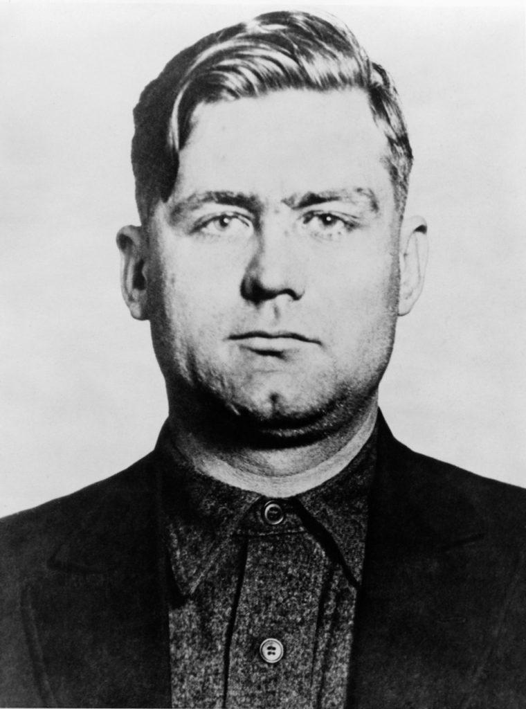 George 'Bugs' Moran 1891-1957