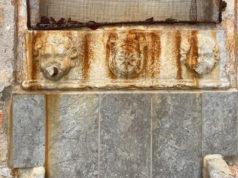 monreale fontana dei cannoli