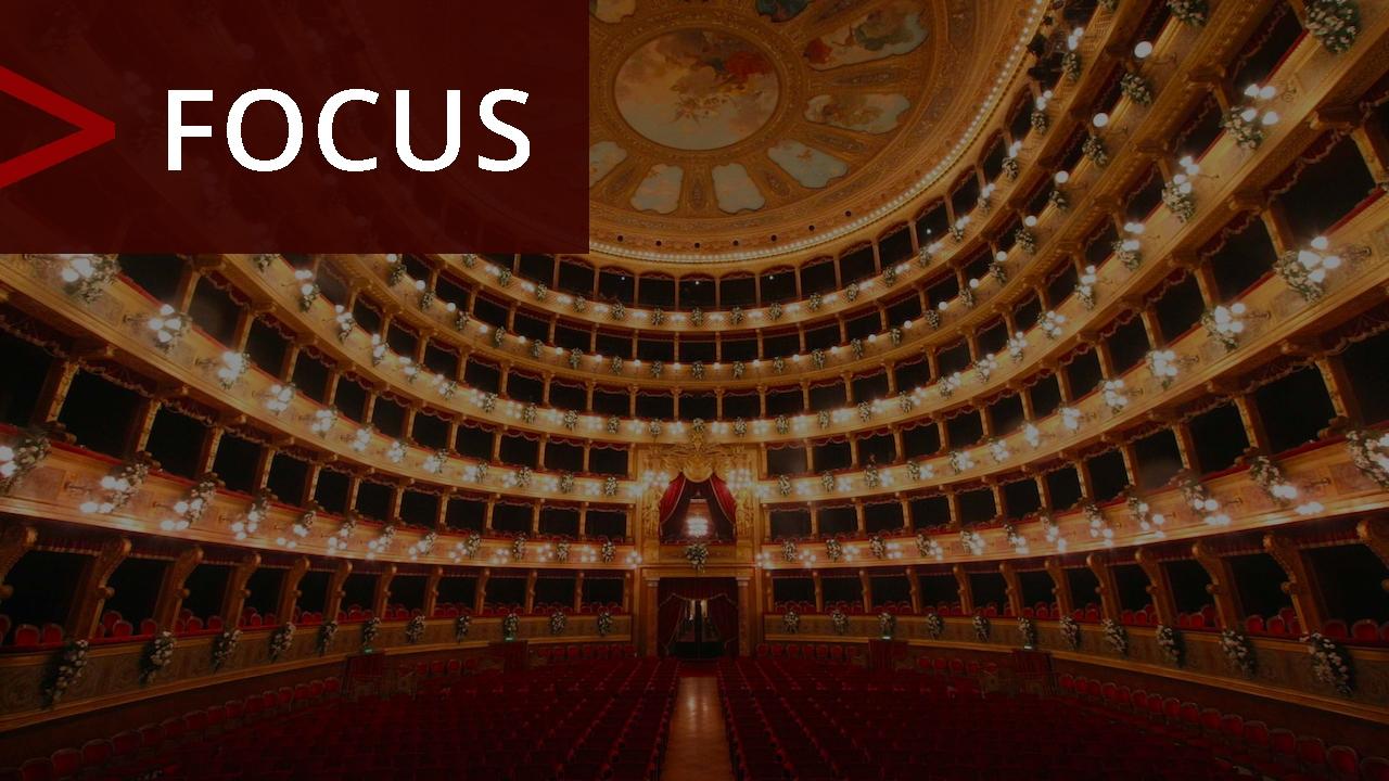 Focus: I nuovi mecenati del teatro Massimo