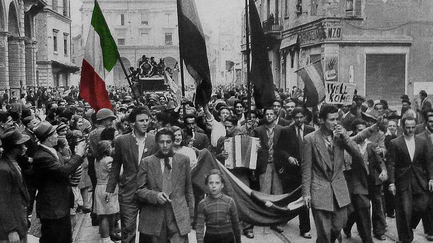 La Liberazione e l'unità nazionale