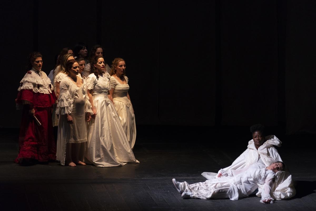 Detenute ma anche attrici: il teatro al servizio delle donne al Pagliarelli di Palermo