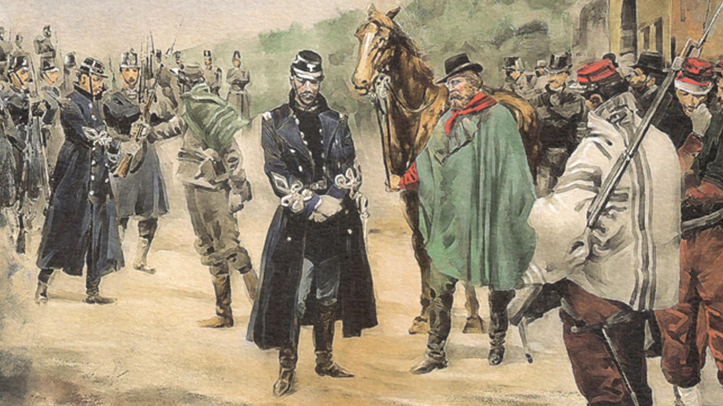 """""""L'esercito meridionale garibaldino e la prima scuola militare in Sicilia"""" di Maria Santa Distefano"""