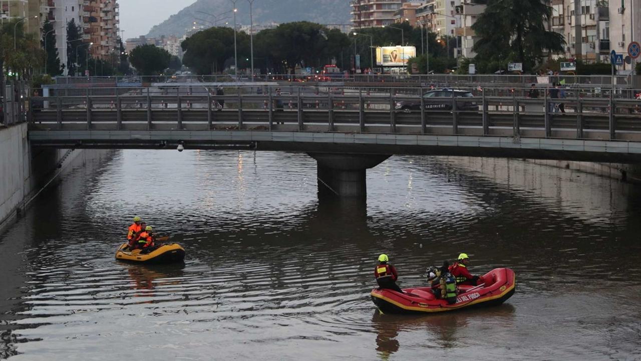 Palermo e gli eventi alluvionali