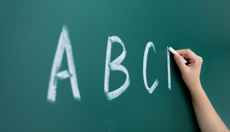 La nascita dell'alfabeto