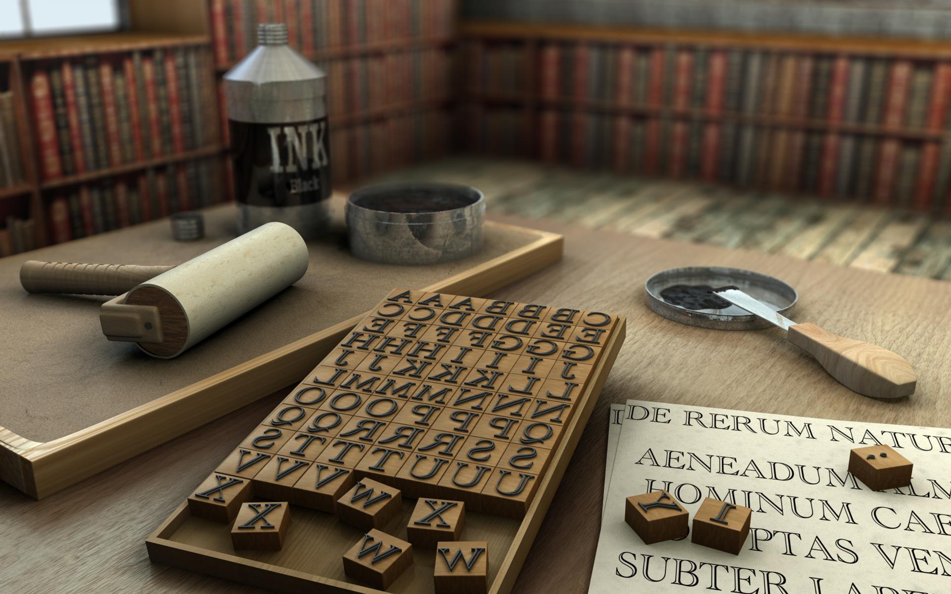 Libri e librai nel XVI secolo