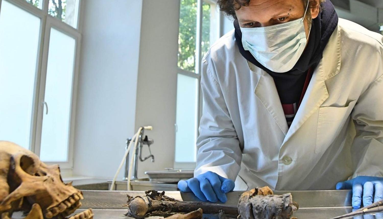 Dario Piombino-Mascali, le mummie e l'archeologia delle emozioni