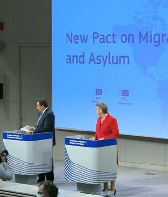 patto europeo migrazione asilo