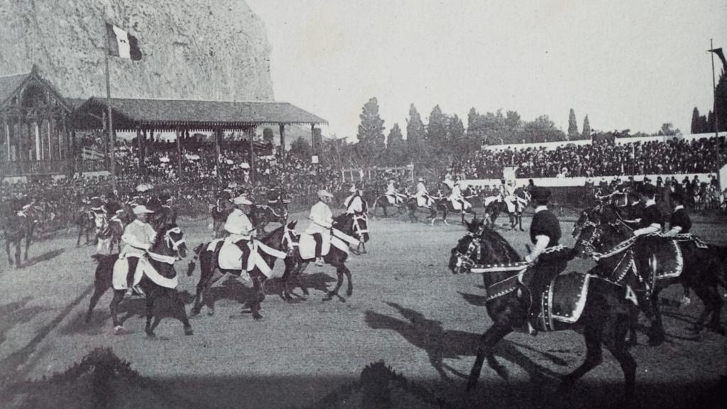 Torneo storico del parco della real Favorita Palermo 1897