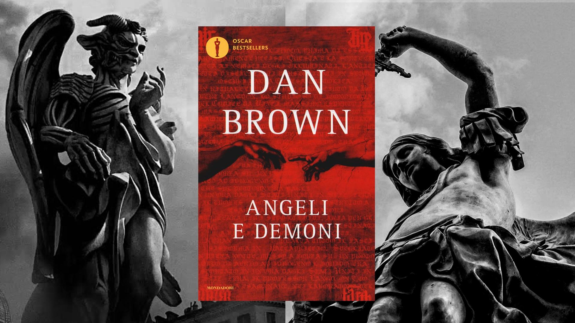 """""""Angeli e demoni"""": Dan Brown ed il complotto degli Illuminati"""
