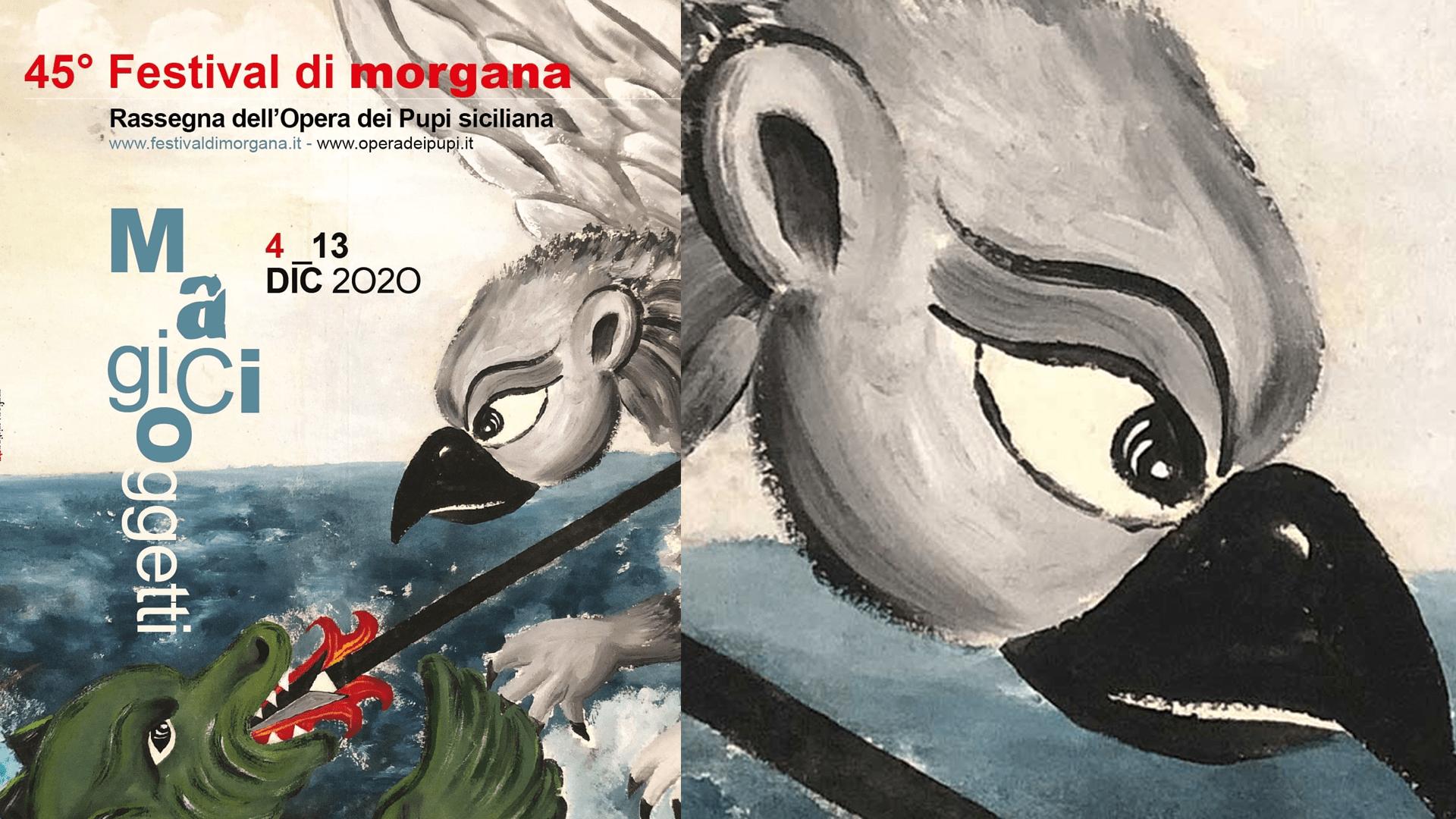 Festival di Morgana a Palermo: l'edizione numero 45 anche in streaming