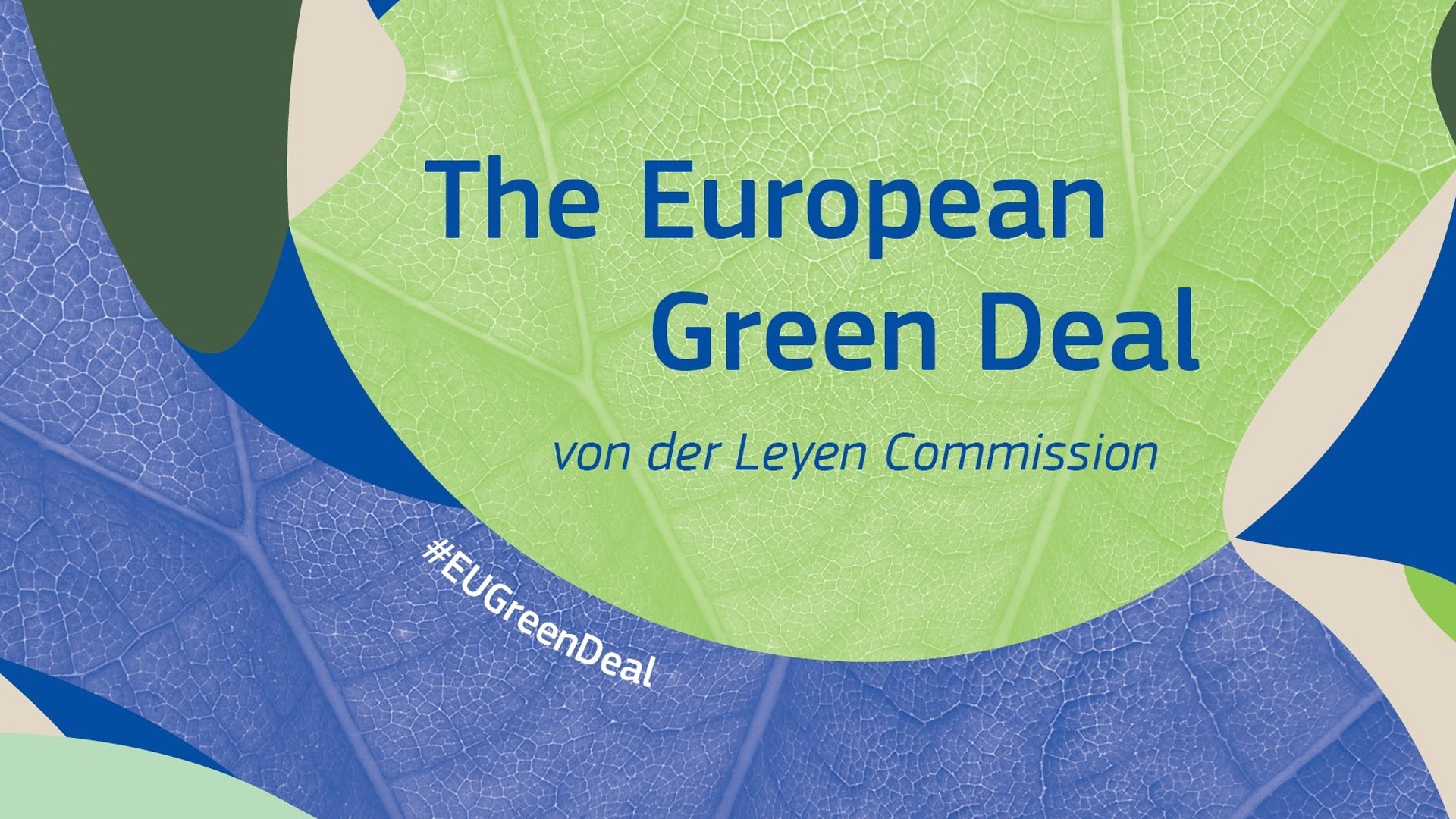 Il Green deal europeo