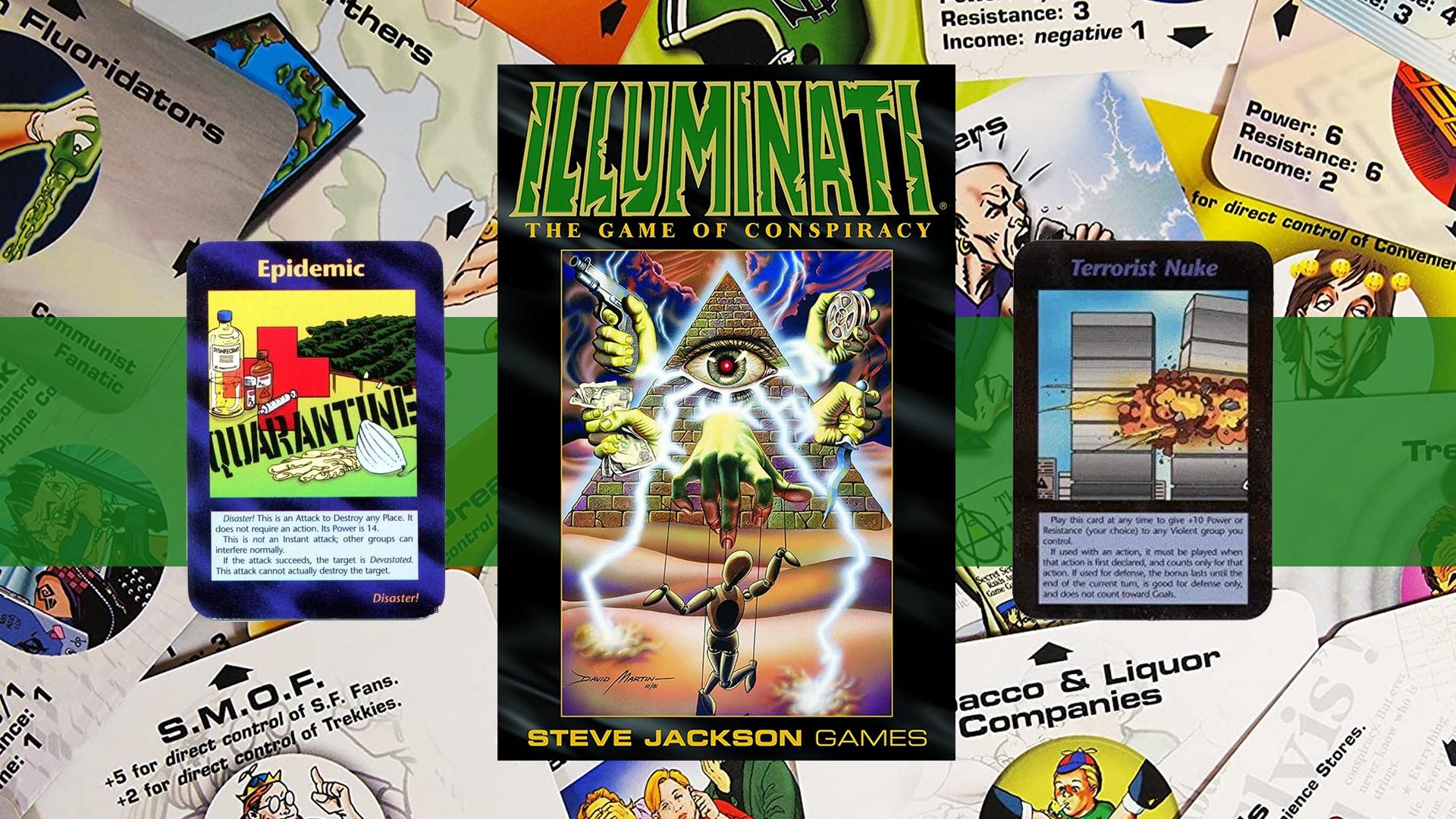 illuminati gioco carte