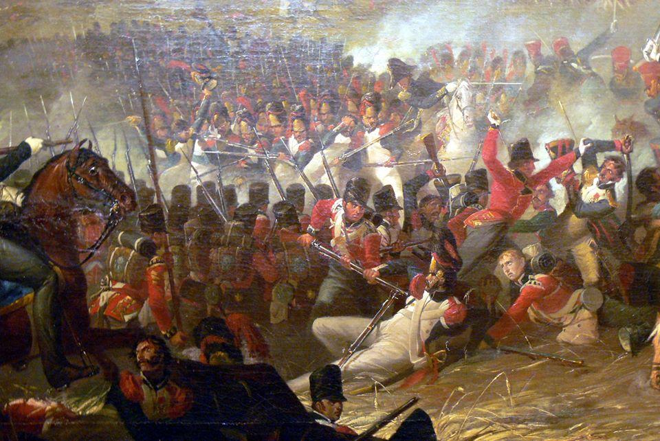 Battaglia Waterloo