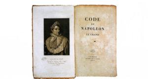 donna codice napoleone