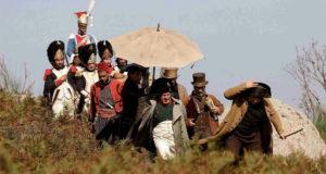 Napoleone, cinema, film e serie letterarie