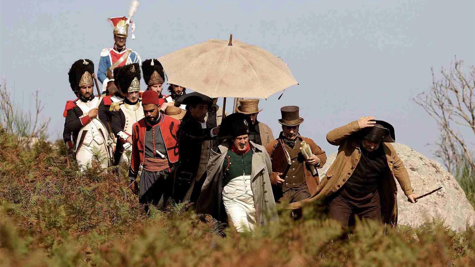 Napoleone: film e serie letterarie