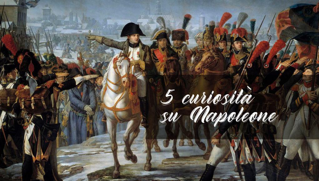 Napoleone curiosità