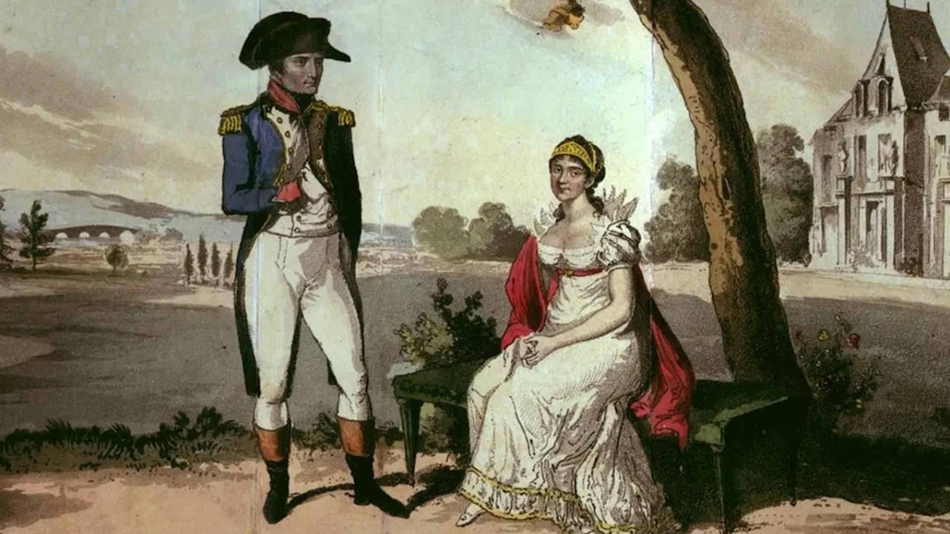 Le donne di Napoleone Bonaparte