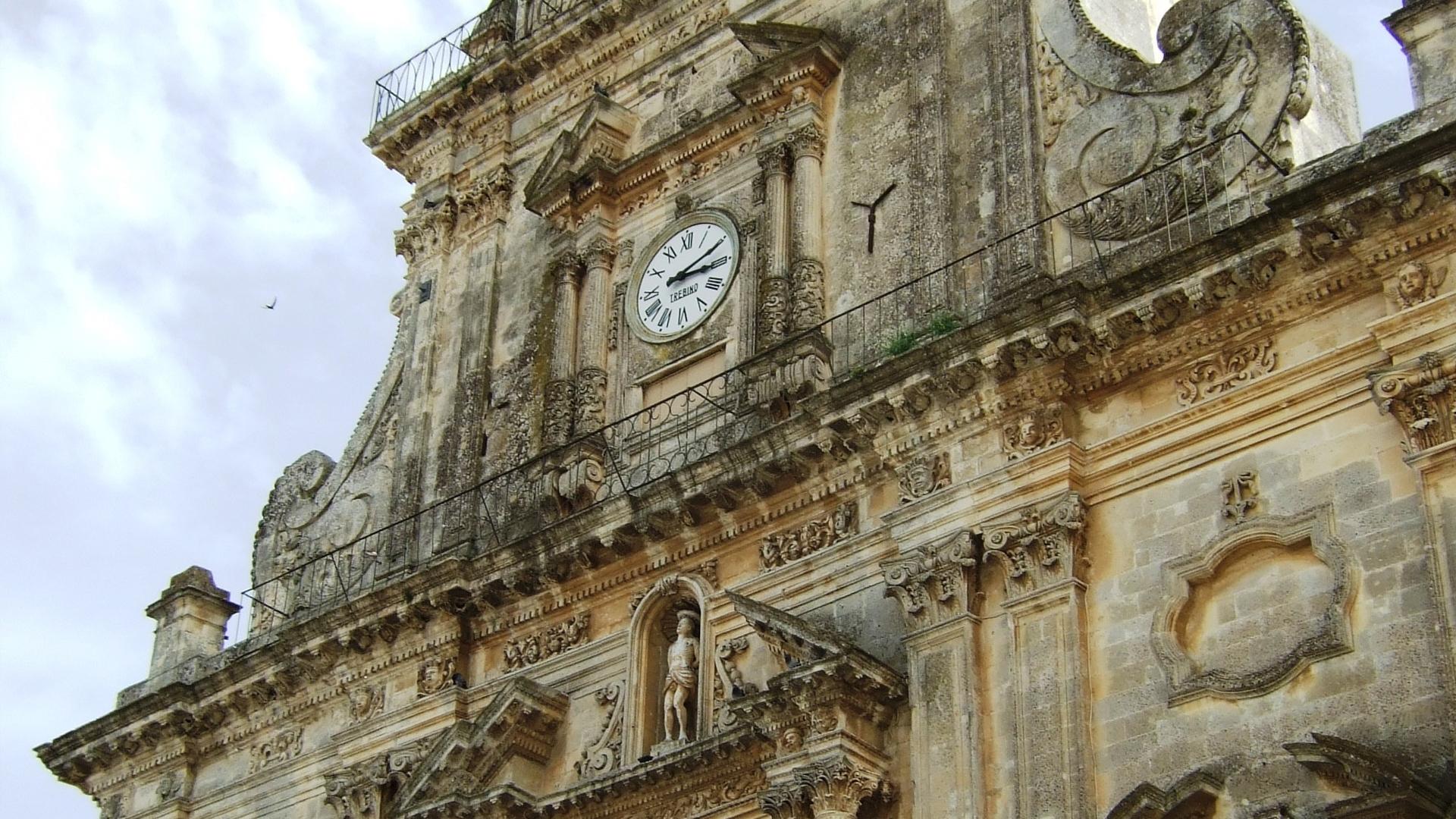 Le chiese barocche di Palazzolo Acreide
