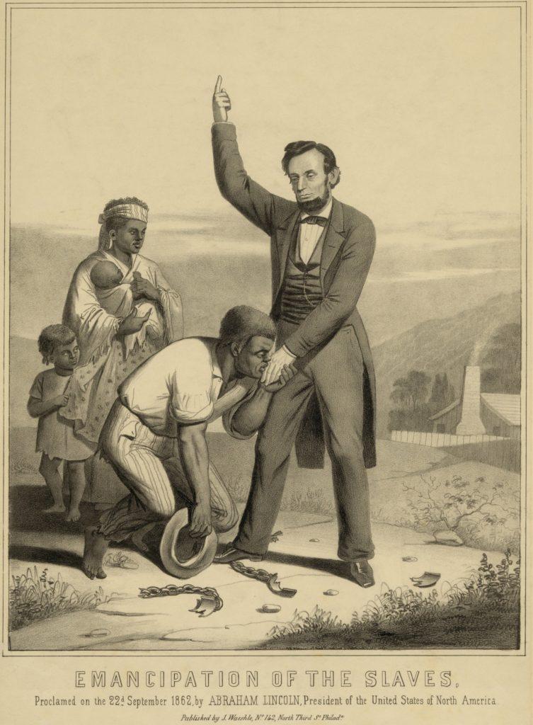 Abramo Lincoln emancipazione