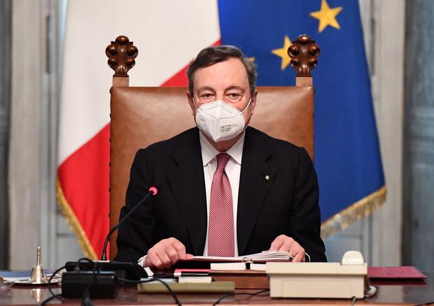 mario draghi governo italiano