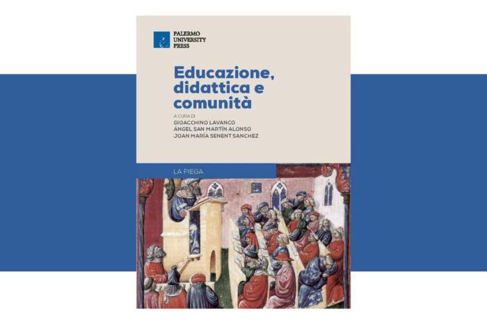 Educazione, didattica e comunità di Gioacchino Lavanco
