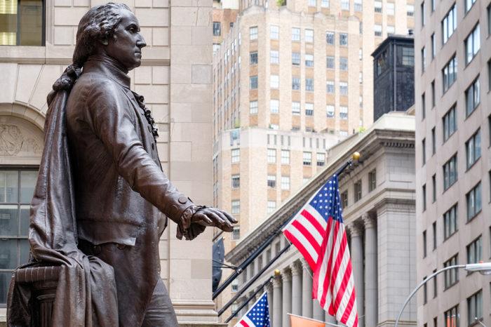George Washington: primo presidente e padre fondatore degli Stati Uniti d'America